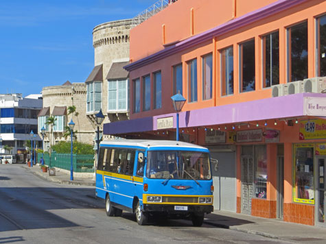 Barbados Public Transportation