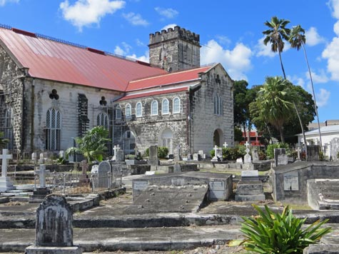 St. Michael's Cathedral, Bridgeport Barbados